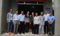 Báo Công an TP.HCM tặng nhà tình nghĩa cho cựu tù Côn Đảo
