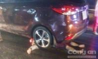 Xe 7 chỗ tông chết người kéo lê xác nạn nhân 600 mét: Xử lý hình sự tài xế