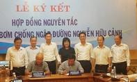 TP thuê 'siêu' máy bơm chống ngập cho đường Nguyễn Hữu Cảnh