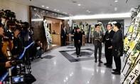 Nhiều ngôi sao Hàn tới viếng nam nghệ sĩ Kim Joo Hyuk