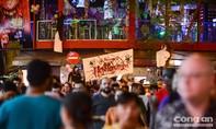 TP.HCM: Hàng ngàn người đón lễ hội hoá trang Halloween