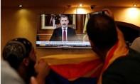 Nhà vua Tây Ban Nha lên án cuộc trưng cầu độc lập của xứ Catalan