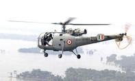 Trực thăng quân sự Ấn Độ rơi gần biên giới Trung Quốc khiến 7 người chết