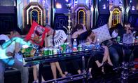 82 nam, nữ dương tính với ma tuý trong quán karaoke