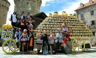 Lạc vào xứ sở thần tiên tại Lễ hội Halloween Sun World Ba Na Hills 2017