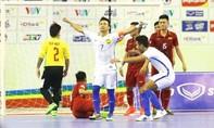 Futsal Việt Nam thảm bại 1-5 trước Malaysia ở bán kết