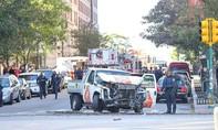 New York rúng động vì tấn công khủng bố bằng xe tải
