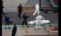 Nghi vấn vụ tấn công New York có liên quan đến IS