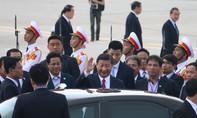 Chủ tịch Trung Quốc Tập Cận Bình đã đến Đà Nẵng dự APEC