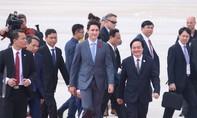 Thủ tướng Canada đến Đà Nẵng