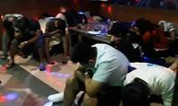 Hàng chục thanh niên 'phê' ma túy trong quán karaoke ở Biên Hòa