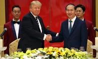 Tổng thống Trump ca ngợi 'Việt Nam là điều kỳ diệu lớn lao của Thế giới'