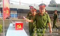 Công an TP.Biên Hòa phát động quyên góp ủng hộ đồng bào miền Trung