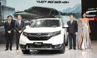 Honda CR-V 7 chỗ nhập khẩu bị cắt nhiều trang bị