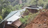 Di dời các hộ dân trong vùng sạt lở đến nơi an toàn