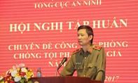 Hội nghị tập huấn chuyên đề phòng chống tội phạm tiền giả