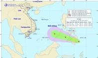 Áp thấp mới sắp vào Biển Đông