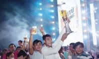 """5.000 anh em đội mưa tham dự """"lễ hội bia Sư Tử Trắng – Nâng ly vì chí lớn"""""""