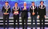 Agribank đồng hành cùng Lễ trao giải thưởng Nhân tài Đất Việt lần thứ 13