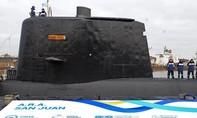 Tàu ngầm Argentina bất ngờ mất tích
