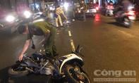 Tai nạn trong mưa, một người tử vong