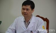 Phó giám đốc bệnh viện bỏ buổi họp báo từ chối trả lời vụ 4 trẻ sơ sinh tử vong