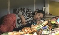 Tàu SAR 274 vượt sóng đưa bé 8 tháng tuổi bị co giật vào đất liền cấp cứu