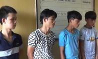 Quảng Ngãi: Phá nhanh nhóm chuyên chặn ô tô cưỡng đoạt tiền