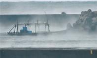 Tàu cá Triều Tiên trôi dạt vào bờ biển Nhật Bản