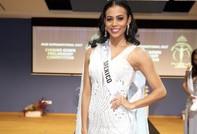 Hoa hậu Mexico mặc trang phục NTK Việt Nam tại Miss Supranational