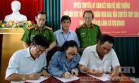 Cảnh sát môi trường Đà Nẵng tăng cường xử lý ô nhiễm môi trường
