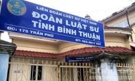 Trộm đột nhập trụ sở văn phòng Đoàn Luật sư Bình Thuận