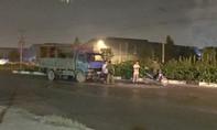 Nam bảo vệ bị xe tải tông chết trong đêm