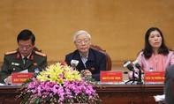 Tổng Bí thư Nguyễn Phú Trọng: Muốn chống tham nhũng thì tất cả phải đồng lòng, nhất trí