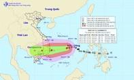 Công an Đồng Nai ứng phó bão Damrey