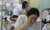 TP.HCM: Toàn cảnh diễn tập xử lý ngộ độc thực phẩm quy mô lớn tại khu chế xuất