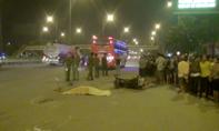 Người đàn ông chết thảm dưới bánh xe khách