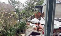 Người dân Khánh Hoà oằn mình ứng phó bão số 12