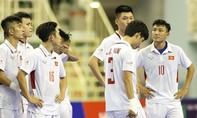 Thua phạt đền, futsal Việt Nam mất luôn hạng ba
