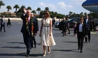 Tổng thống Trump bắt đầu lên đường công du Châu Á