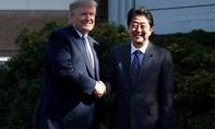 Tổng thống Trump đến Nhật, bắt đầu chuyến công du Châu Á dài ngày