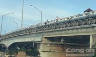 Từ 5-11, cầu Tân An 1 cấm xe lưu thông qua lại