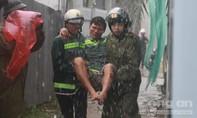 Chùm ảnh: Phú Yên, Khánh Hòa tan hoang sau bão số 12
