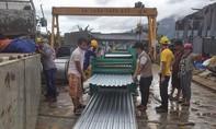 Tập đoàn Hoa Sen bán hàng lưu động, giữ nguyên giá hỗ trợ người dân vùng lũ