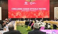 Tuần lễ cấp cao APEC 2017: Khai mạc hội nghị CSOM