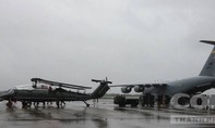 Chuyên cơ hạng nặng, siêu trực thăng phục vụ Tổng thống Mỹ tại APEC có mặt tại Đà Nẵng