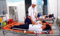 84 học sinh nhập viện sau khi ăn đồ từ thiện