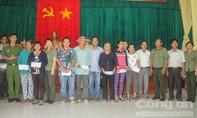 Báo Công an TPHCM hỗ trợ bà con tỉnh Phú Yên sau bão số 12