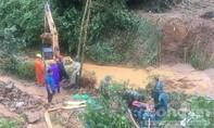 Tìm thấy 2 thi thể bị sạt lở núi vùi lấp ở xã Phước Hiệp