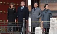 Đến Trung Quốc, tổng thống Trump cùng phu nhân thăm Tử Cấm Thành